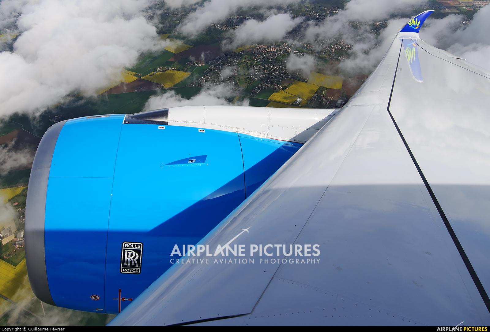 Air Caraibes F-HHAV aircraft at In Flight - France