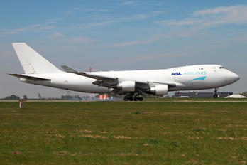 OE-IFD - ASL Airlines Boeing 747-400F, ERF