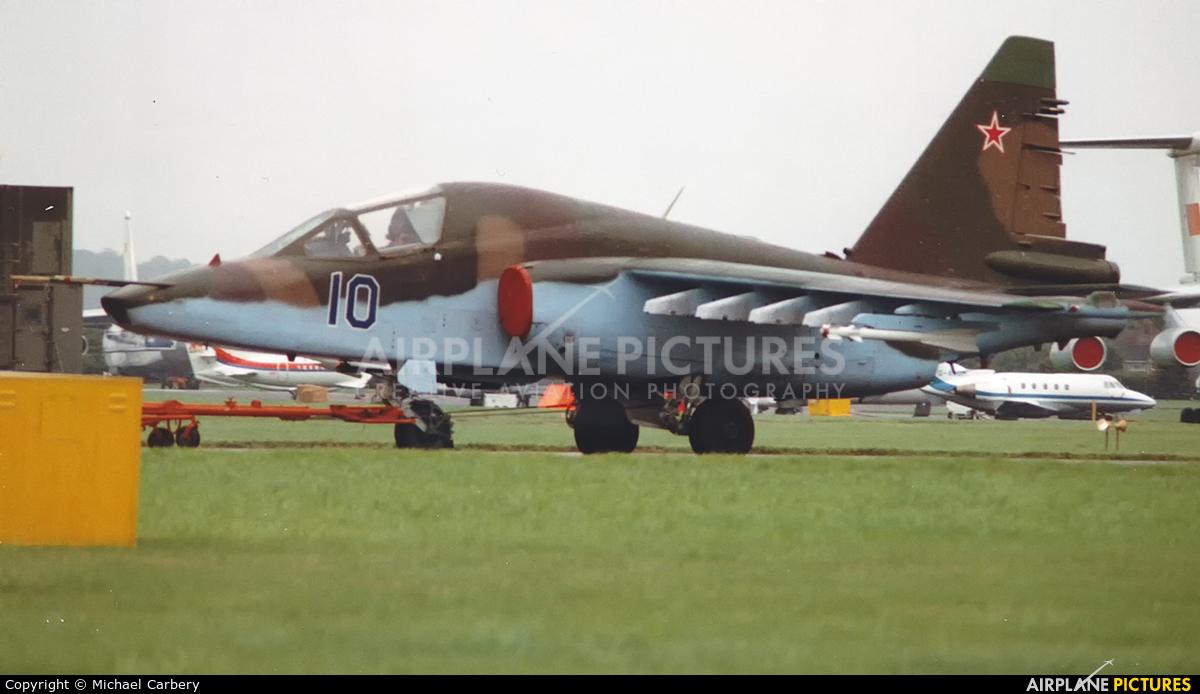 Russia - Air Force 10 BLUE aircraft at Farnborough