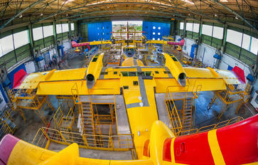 - - Croatia - Air Force - Airport Overview - Hangar