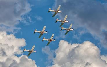 - - Wings of storm/Croatian Air-force Pilatus PC-9