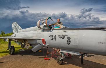164 - Croatia - Air Force Mikoyan-Gurevich MiG-21bisD