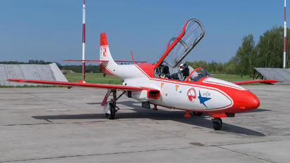 3H-2007 - Poland - Air Force: White & Red Iskras PZL TS-11 Iskra