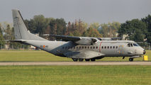 3542 - Spain - Air Force Casa C-295M aircraft