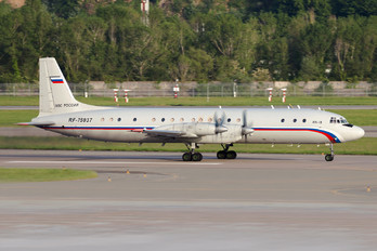 RF-75937 - Russia - Air Force Ilyushin Il-18 (all models)