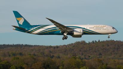 A4O-SD - Oman Air Boeing 787-9 Dreamliner