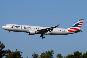 N272AY - American Airlines Airbus A330-300