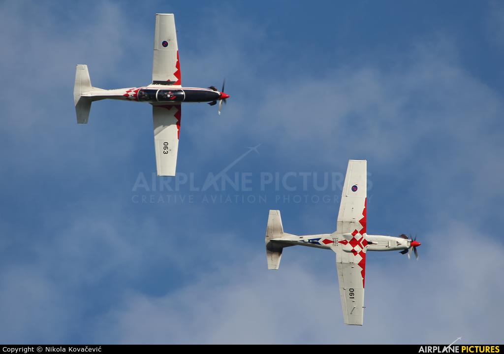 Croatia - Air Force 063 aircraft at Velika Gorica/ZTC