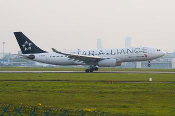 B-6091 - Air China Airbus A330-200