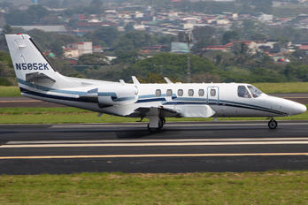N5852K - Private Cessna 550 Citation II