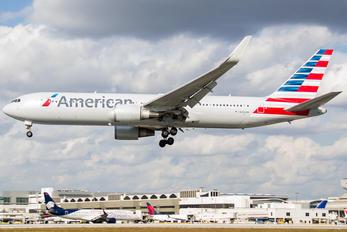 N396AN - American Airlines Boeing 767-300ER