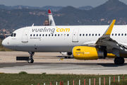 EC-MHS - Vueling Airlines Airbus A321 aircraft