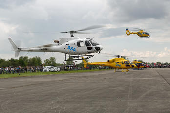 OK-DSW - DSA - Delta System Air Eurocopter AS350 Ecureuil / Squirrel