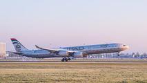 A6-EHH - Etihad Airways Airbus A340-600 aircraft