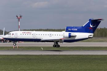 RA-42368 - Izhavia Yakovlev Yak-42