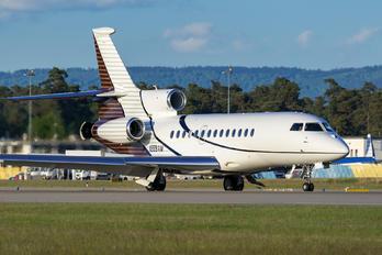 N559AM - Private Dassault Falcon 7X