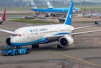 B-2768 - Xiamen Airlines Boeing 787-8 Dreamliner