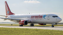 TC-TJI - Corendon Airlines Boeing 737-800 aircraft