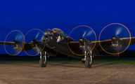 NX611 -  Avro 683 Lancaster VII aircraft