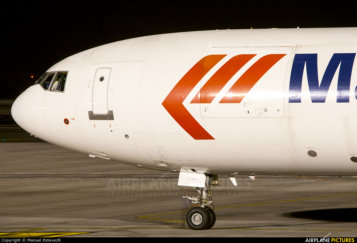 Martinair Cargo PH-MCY aircraft at Tenerife Sur - Reina Sofia