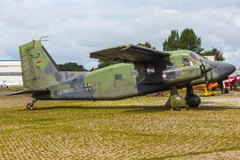 58+89 - Germany - Air Force Dornier Do.28 D Skyservant
