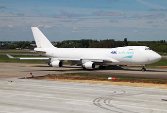 OE-IFD - ASL Airlines Boeing 747-400ER
