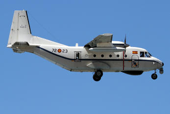 TR.12D-79 - Spain - Air Force Casa C-212 Aviocar
