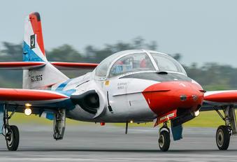 63-9826 - Pakistan - Air Force Cessna T-37B Tweety Bird