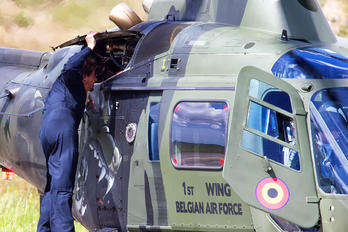 H-29 - Belgium - Air Force Agusta / Agusta-Bell A 109BA