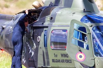 H-29 - Belgium - Air Force Agusta / Agusta-Bell A 109BA