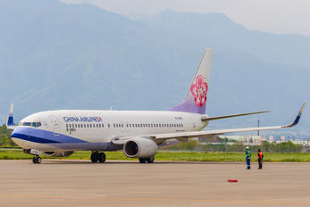 B-18651 - China Airlines Boeing 737-800