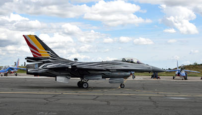 FA-123 - Belgium - Air Force Lockheed Martin F-16AM Fighting Falcon