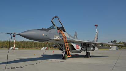 108 - Poland - Air Force Mikoyan-Gurevich MiG-29A