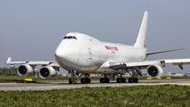 N401KZ - Kalitta Air Boeing 747-400F, ERF aircraft