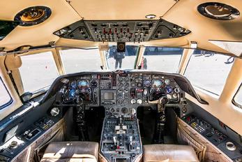 N569D - Private Dassault Falcon 20