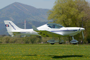 OM-SGC - Slovensky Narodny Aeroklub Aerospol WT9 Dynamic