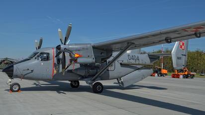 0404 - Poland - Navy PZL M-28 Bryza