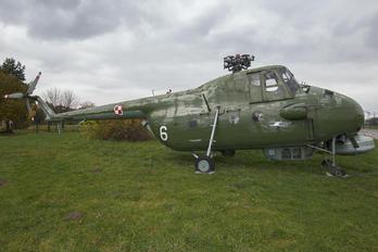 6 - Poland - Navy Mil Mi-4ME