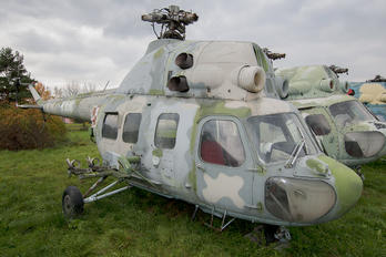 4316 - Poland - Air Force Mil Mi-2
