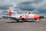 WL419 - Martin Baker Gloster Meteor T.7 aircraft