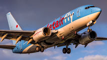 OO-JAO - Jetairfly (TUI Airlines Belgium) Boeing 737-700 aircraft
