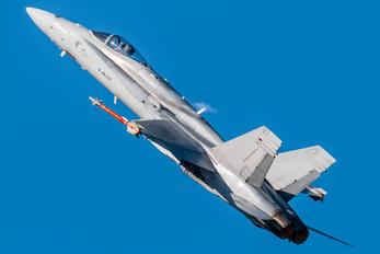 HN-437 - Finland - Air Force McDonnell Douglas F-18C Hornet