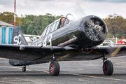 G-AZSC - Goodwood Aero Club Noorduyn AT-16 Harvard IIB aircraft