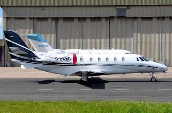 G-LXWD - Private Cessna 560XL Citation XLS