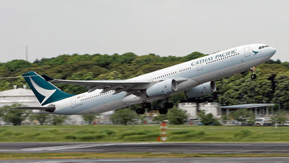 B-HLD - Cathay Pacific Airbus A330-300