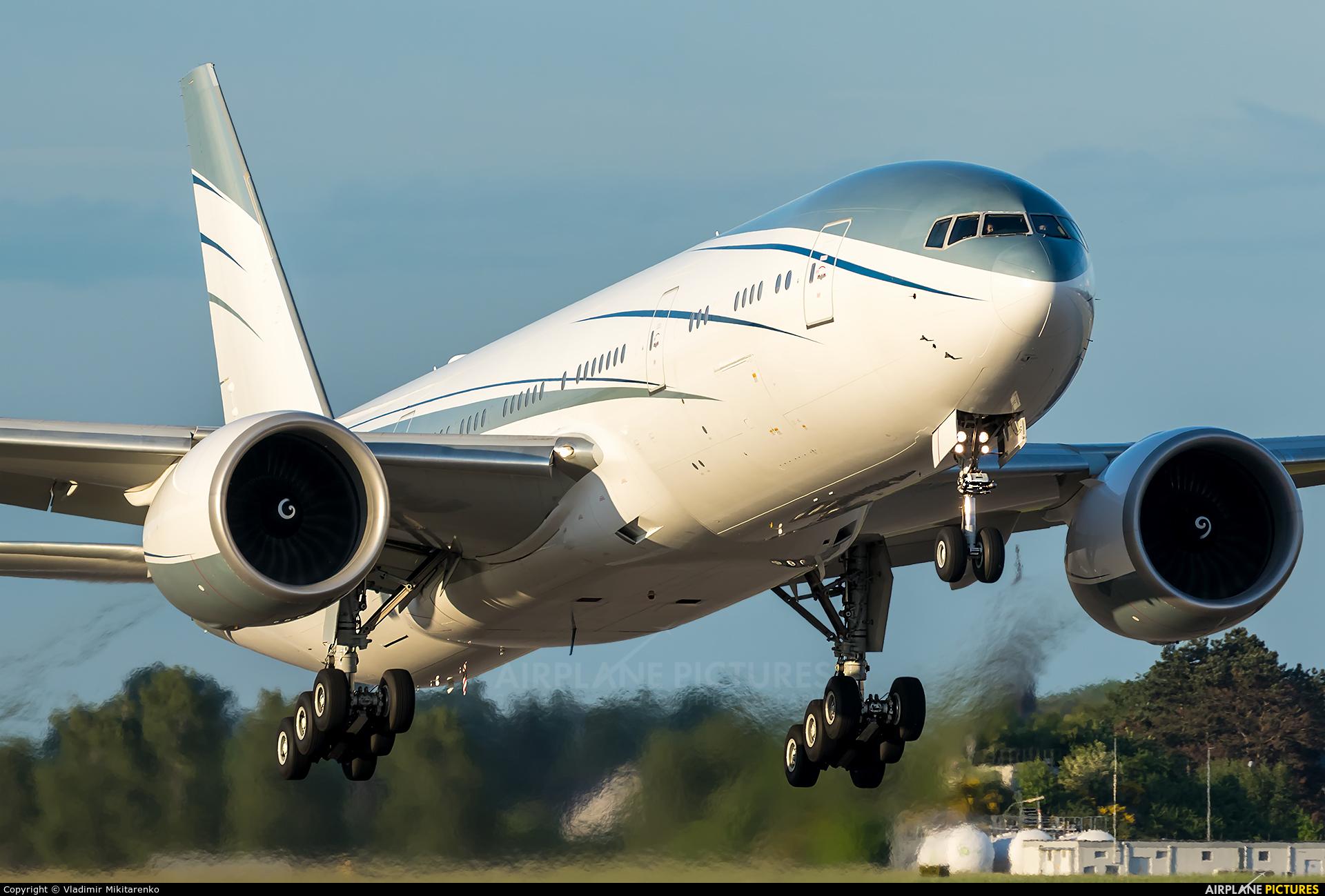 Aviation Link VP-CAL aircraft at Karlsruhe Baden-Baden