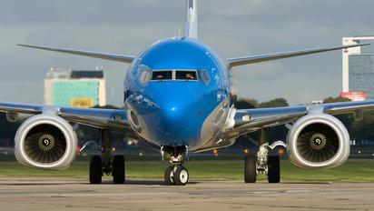 LV-GGK - Aerolineas Argentinas Boeing 737-800
