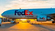 N603FE - FedEx Federal Express McDonnell Douglas MD-11F aircraft