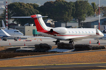 N998PB - Private Gulfstream Aerospace G650, G650ER