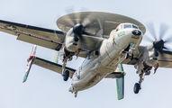 165812 - USA - Navy Grumman E-2C Hawkeye aircraft